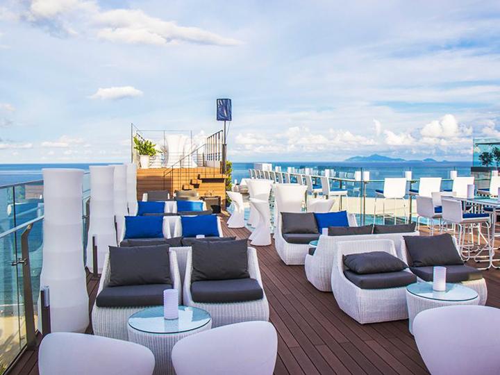 Belle Maison Parosand Đà Nẵng cũng chọn Minh Thy là đối tác cung cấp các sản phẩm bàn ghế giả mây