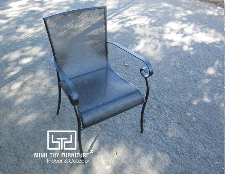 Bàn ghế sắt đẹp chất lượng của thương hiệu Minh Thy Furniture